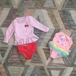 Bundle of 2 Baby Swimsuits
